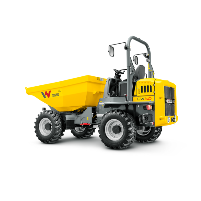 Wacker Neuson DW60 Dumper For Sale