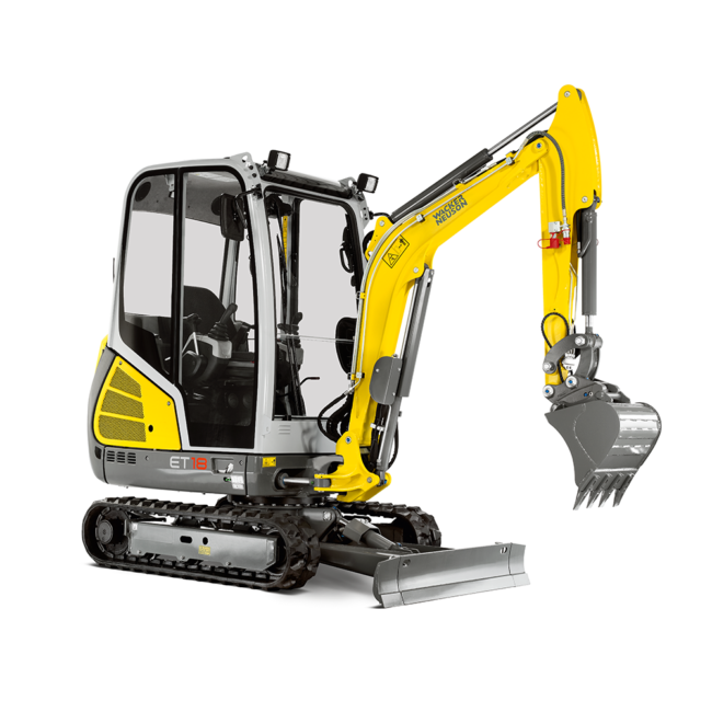 Wacker Neuson ET18 Excavator For Sale Lincoln