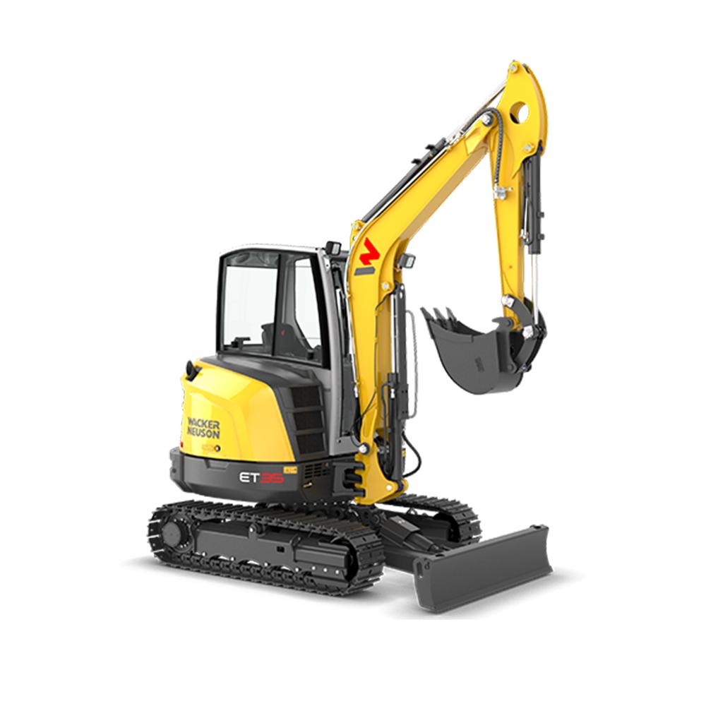 Tracked ET35 Excavator