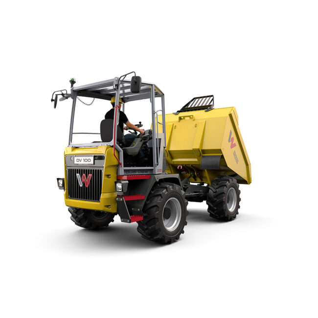 dual view wacker neuson dumper for sale lincoln
